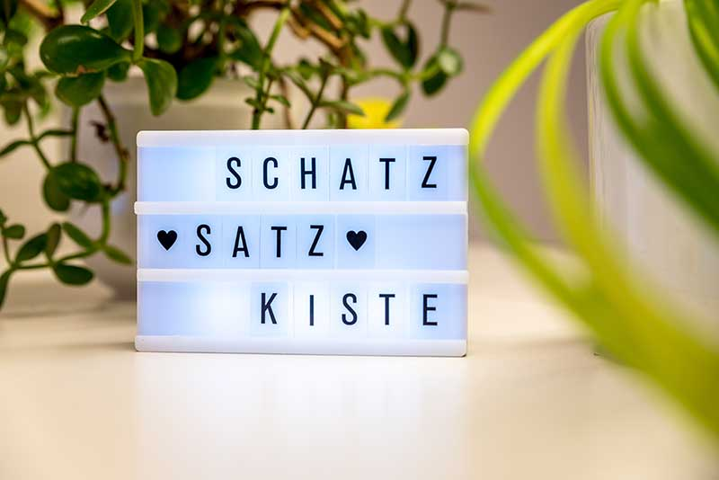 Besprechungsraum satzkiste Stuttgart